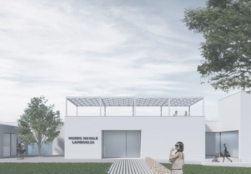 Museo Navale Lamboglia: Parco e Comune uniti
